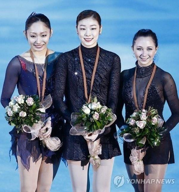 Nữ hoàng trượt băng Hàn Quốc Kim Yuna tỏa sáng tại Croatia 4