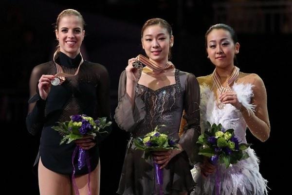 Kim Yuna – Mao Asada: Kỳ phùng địch thủ của làng trượt băng nghệ thuật 13