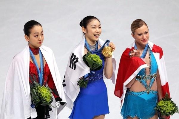 Kim Yuna – Mao Asada: Kỳ phùng địch thủ của làng trượt băng nghệ thuật 10