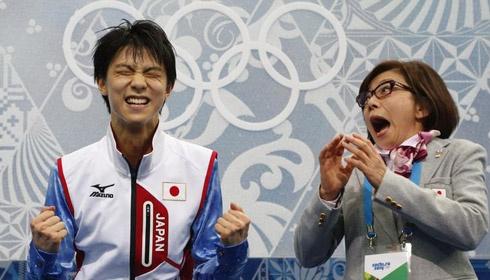 VĐV Nhật Bản làm nên kỳ tích ở Sochi 2014 5