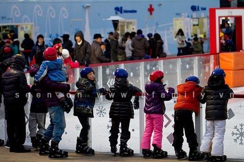 Thích thú ngắm nhìn 6 sân trượt băng nổi tiếng Hàn Quốc 6