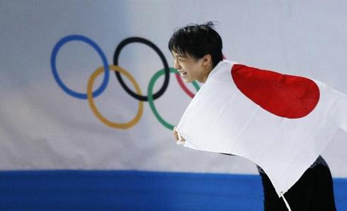 VĐV Nhật Bản làm nên kỳ tích ở Sochi 2014 6