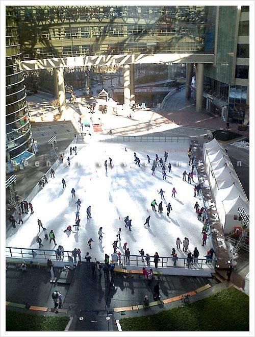 Thích thú ngắm nhìn 6 sân trượt băng nổi tiếng Hàn Quốc 5