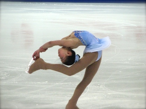 Ngắm nhìn những huyền thoại trượt băng nữ đã tạo nên lịch sử [Phần 1] 5