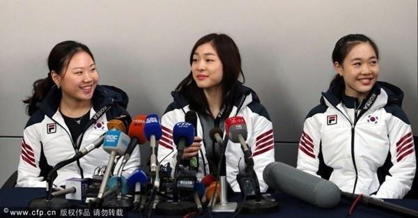 Ấn tượng với hot girl 17 tuổi của làng trượt băng Hàn Quốc 8