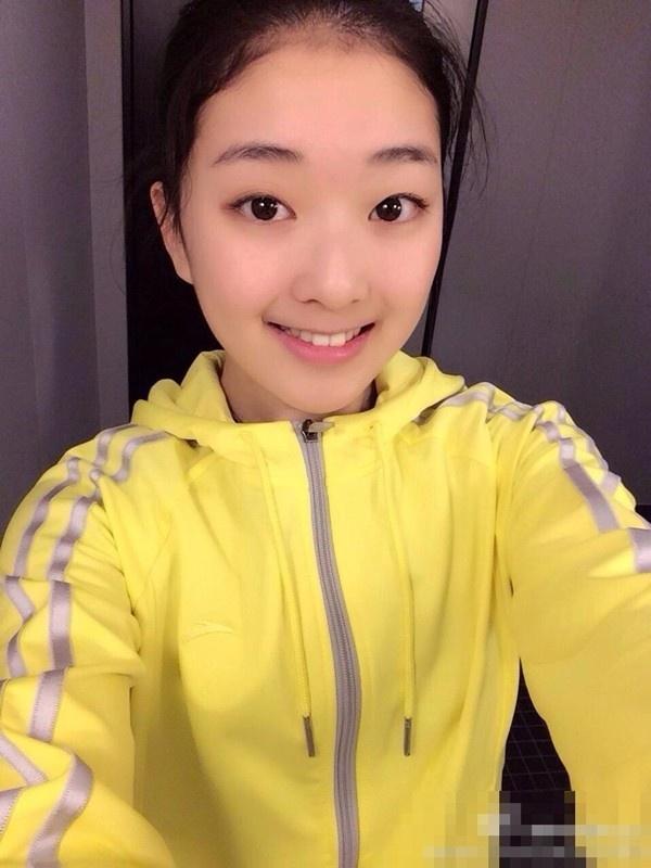 Thiên thần trượt băng Trung Quốc khoe ảnh tại Nhật Bản 7