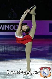 Ngắm nhìn những huyền thoại trượt băng nữ đã tạo nên lịch sử [Phần 1] 4