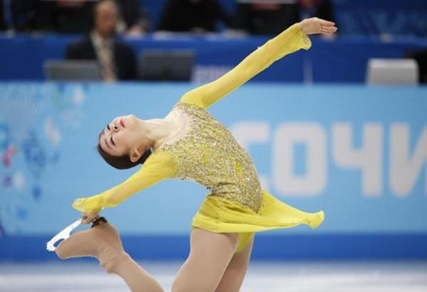 Ấn tượng với hot girl 17 tuổi của làng trượt băng Hàn Quốc 9
