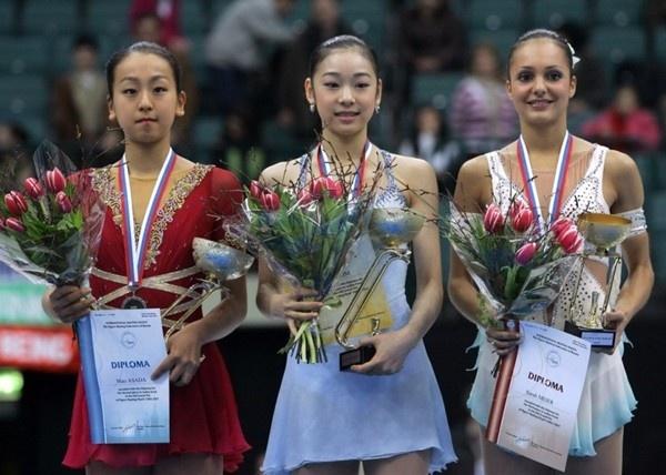Kim Yuna – Mao Asada: Kỳ phùng địch thủ của làng trượt băng nghệ thuật 3
