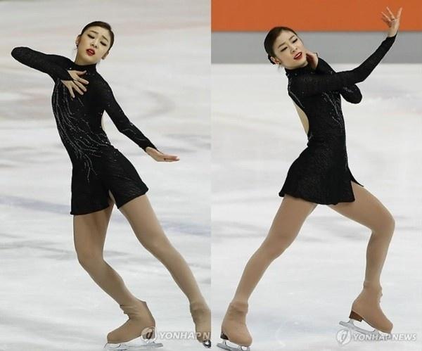Nữ hoàng trượt băng Hàn Quốc Kim Yuna tỏa sáng tại Croatia 3