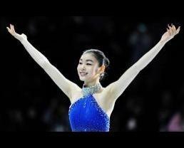 Thành công bắt đầu từ đam mê của nữ hoàng trượt băng 1