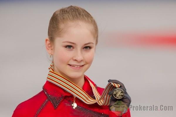 Thiếu nữ xinh đẹp 15 tuổi gây ấn tượng với tấm HCV Olympic Sochi 5