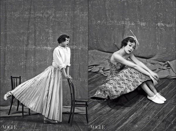 Nữ hoàng băng giá Kim Yuna khoe vẻ đẹp cổ điển trên bìa tạp chí 3