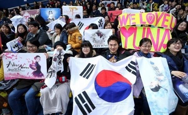 Nữ hoàng trượt băng Hàn Quốc Kim Yuna tỏa sáng tại Croatia 5