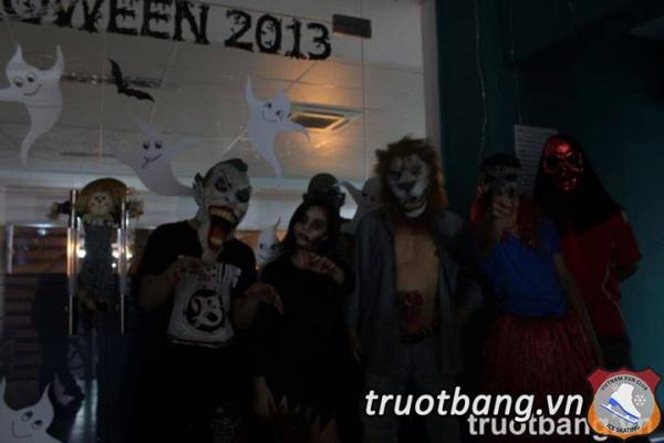 Bắt đầu cho tuần lễ Halloween tại Ice skate lầu 3 Sân Trượt Băng NVH Thanh Niên 10