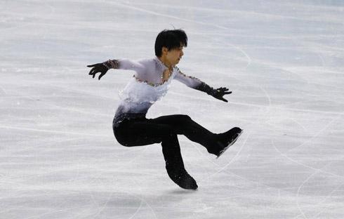 VĐV Nhật Bản làm nên kỳ tích ở Sochi 2014 2