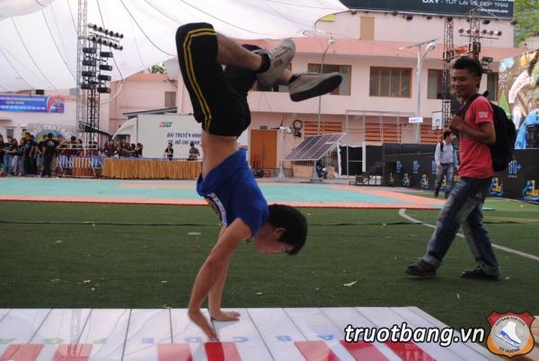 Các hoạt động trong tháng 03 của Ice skate 4
