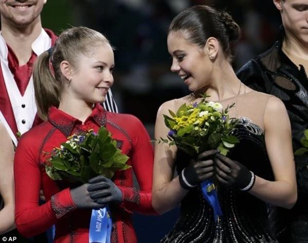Thiếu nữ xinh đẹp 15 tuổi gây ấn tượng với tấm HCV Olympic Sochi 3