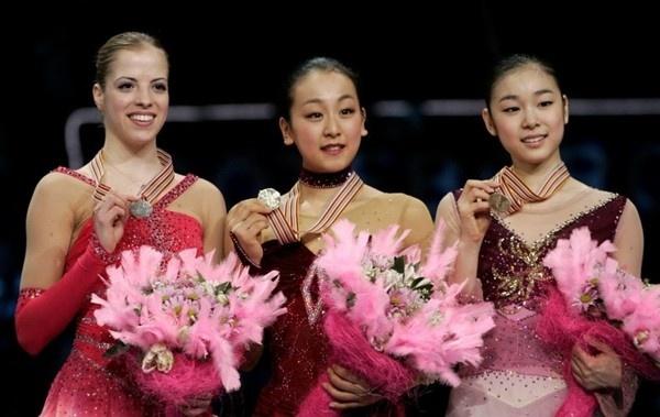 Kim Yuna – Mao Asada: Kỳ phùng địch thủ của làng trượt băng nghệ thuật 6