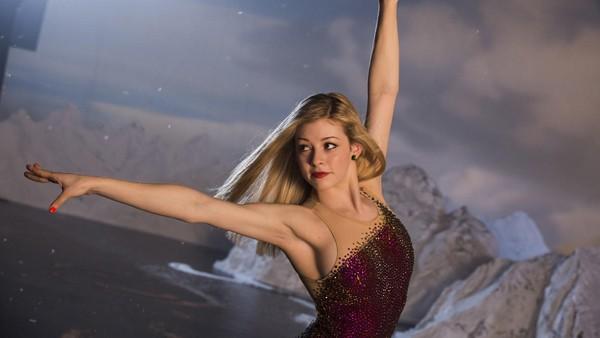 Vẻ đẹp rạng ngời của VĐV trượt băng nghệ thuật Gracie Gold 10