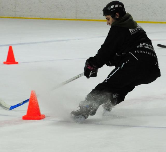 Cách di chuyễn của hockey
