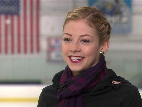 """Vẻ đẹp thơ ngây của """"Công chúa trượt băng tuổi teen"""" 7"""