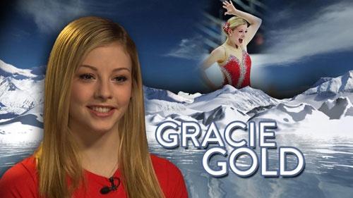 """Vẻ đẹp thơ ngây của """"Công chúa trượt băng tuổi teen"""" 5"""