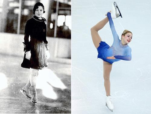 8 điều thú vị về trang phục trượt băng nghệ thuật 2