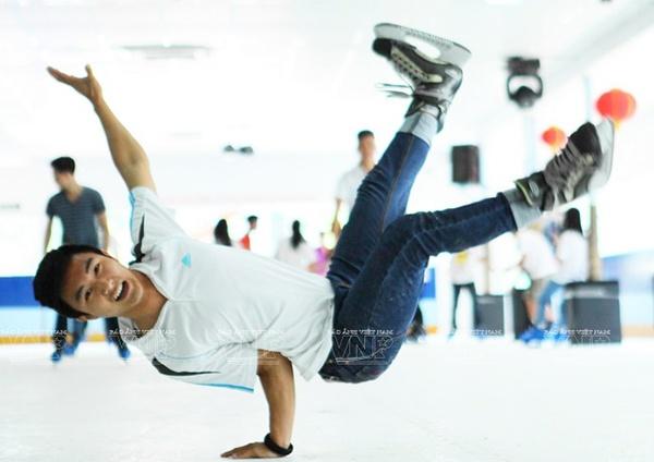 Việt Nam Funclub - điểm vui chơi thú vị của giới trẻ Sài thành khi mùa hè đến 7
