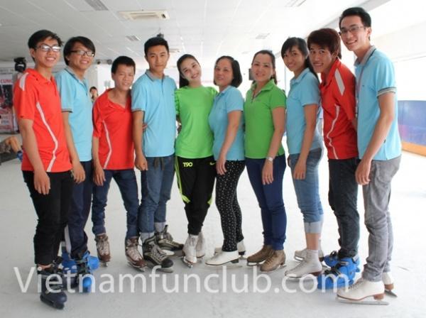 CLB Trượt Băng nhà VHTN sang năm thứ 5 10