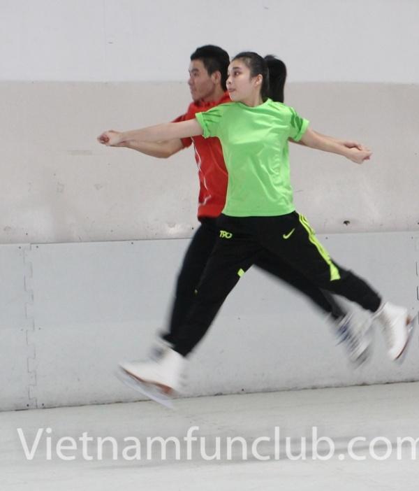 CLB Trượt Băng nhà VHTN sang năm thứ 5 8