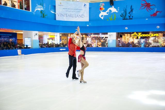 Giải Trượt băng nghệ thuật Việt Nam 2016 2