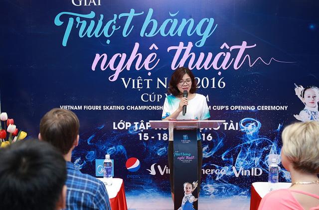 Giải Trượt băng nghệ thuật Việt Nam 2016 1